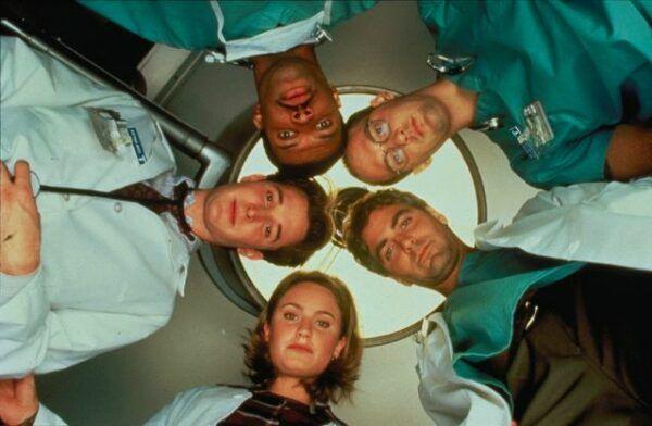 George Clooney dans Urgences