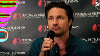 Martin Henderson (Grey's Anatomy) parle binge-watching et food