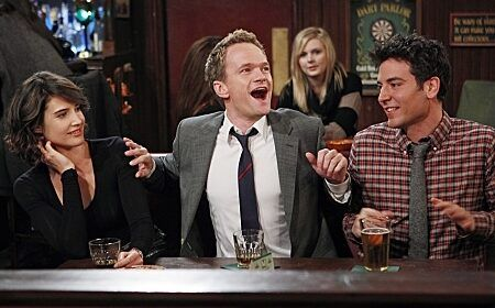Barney / Robin / Ted (How I met your mother)