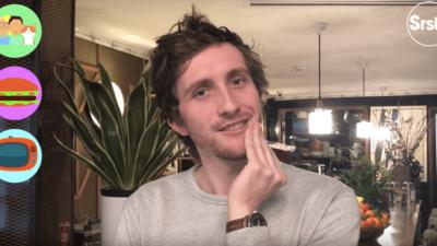 Baptiste Lecaplain nous parle de sa journée parfaite de binge-watching