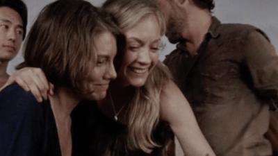 The Walking Dead : Lauren Cohan sera-t-elle de retour dans la saison 9 ?