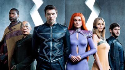 Inhumans : la nouvelle série de Marvel dévoile un trailer explosif