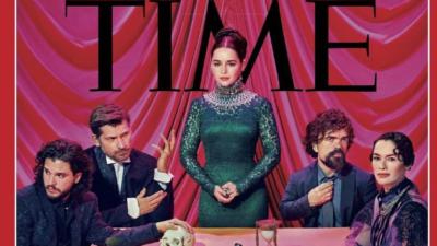 Game of Thrones : le Time s'offre un shooting du cast à couper le souffle