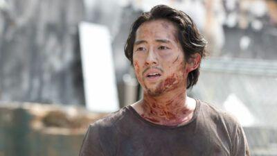 The Walking Dead : Glenn dans la saison 8 ? Steven Yeun répond