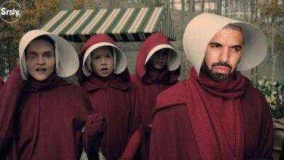 Margaret Atwood veut un cameo de Drake dans la saison 2 de The Handmaid's Tale