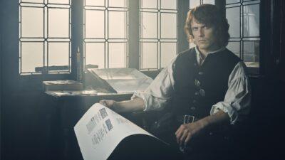 Outlander saison 3 : les nouvelles images à découvrir !