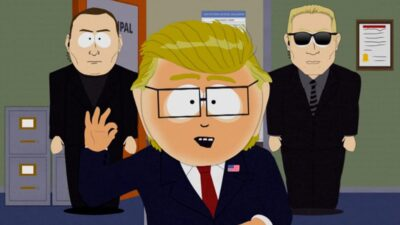 South Park : les créateurs ne se moqueront plus de Donald Trump