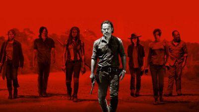 The Walking Dead saison 8 : Rick & Maggie prêts pour la guerre ! (photo)