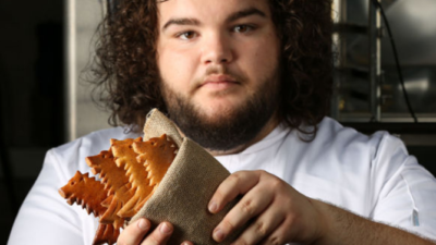 Game of Thrones : Hot Pie ouvre sa propre boulangerie à Londres !