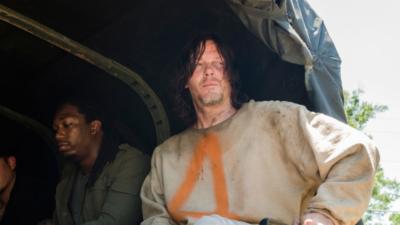 The Walking Dead : que signifie le «A» sur le sweat de Daryl ?