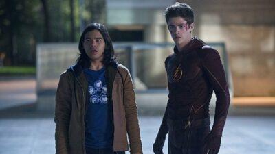 The Flash : de gros conflits dans la team de Barry au début de la saison 4