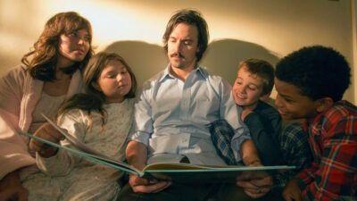 9 familles de séries par qui on veut bien être adopté