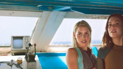 Claire Holt, l'actrice de The Originals affronte les requins blancs dans 47 Meters Down (interview)