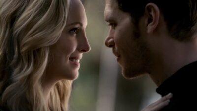 The Originals : Julie Plec tease la relation «électrique» de Klaus et Caroline