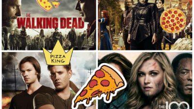 Test : commande ta pizza idéale, on te dira quelle série regarder ce soir !