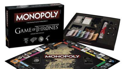 11 versions du Monopoly pour les fans de séries !