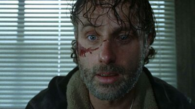The Walking Dead : Rick peut-il mourir dans la saison 8 ? «Absolument» !