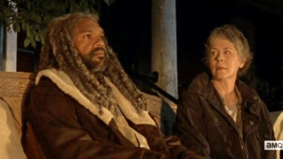 The Walking Dead : Carol et Ezekiel en couple dans la saison 8 ?