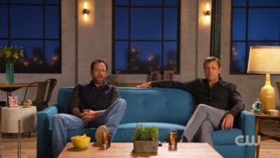 Riverdale/Dynasty : Les acteurs s'offrent une réunion Beverly Hills/Melrose Place