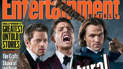 Supernatural : l'incroyable shooting 100% Halloween des acteurs