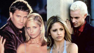 Spike ou Angel ? Sarah Michelle Gellar (Buffy) a la réponse parfaite