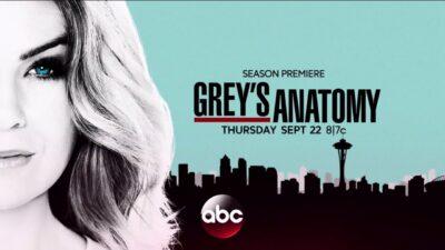Grey's Anatomy saison 14 : un personnage central vient de quitter la série !