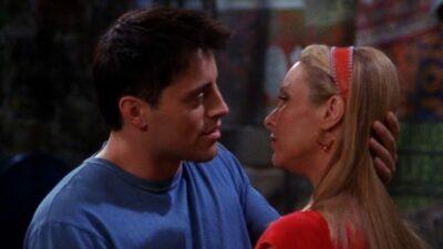 On sait enfin pourquoi Joey et Phoebe de Friends n'ont pas fini ensemble