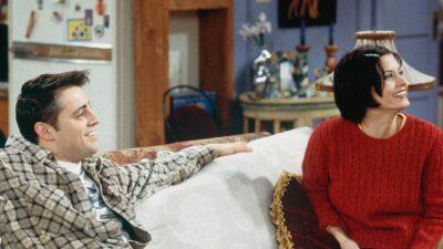 Monica et Joey de Friends étaient-ils drogués ? #Théorie