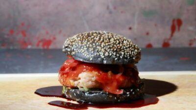 Un burger spécial The Walking Dead disponible pour Halloween