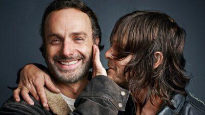 The Walking Dead : 10 fois où la bromance Andrew Lincoln/Norman Reedus est plus cool que celle avec votre BFF