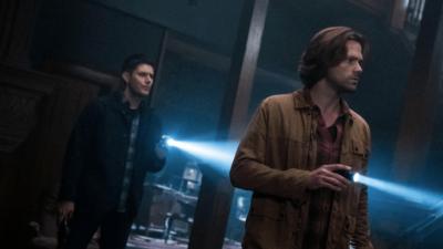 Supernatural : Dean et Sam retrouvent… SPOILER