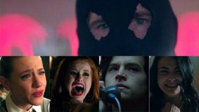 Sondage : si tu pouvais sauver qu'un seul personnage du tueur de Riverdale, ce serait…