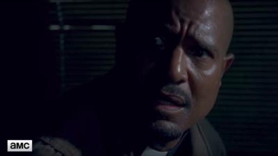 The Walking Dead : Father Gabriel, un traître ? L'acteur répond !
