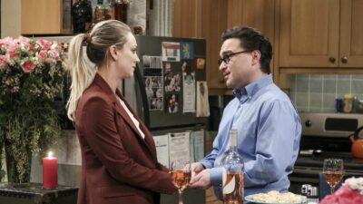 The Big Bang Theory : bientôt un bébé pour Leonard et Penny ?