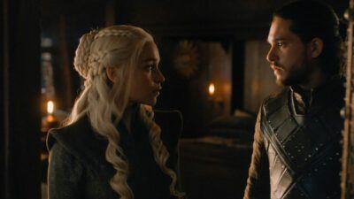Emilia Clarke (Daenerys) s'exprime sur ses scènes de sexe dans Game of Thrones