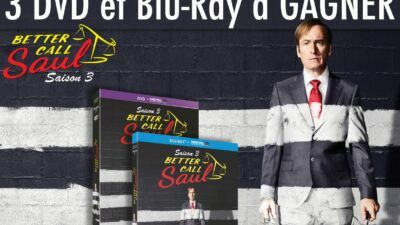 Concours : gagne des coffrets DVD et Blu-ray de Better Call Saul