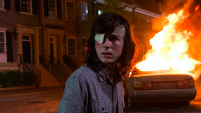 La fin de The Walking Dead est plus proche que vous ne le pensez selon Chandler Riggs