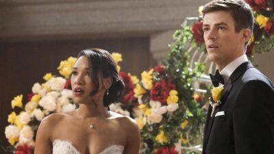 The Flash : nous allons avoir des réponses sur l'identité de la «fille mystérieuse»