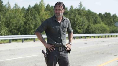 The Walking Dead : cette habitude dégueulasse de Rick depuis la première saison