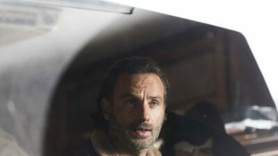 The Walking Dead : le casting rend hommage à Andrew Lincoln dans des lettres émouvantes