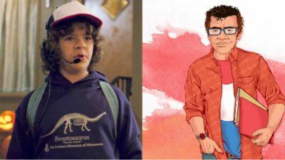 Stranger Things : un fan imagine la vie d'Eleven, Dustin et Mike 33 ans plus tard