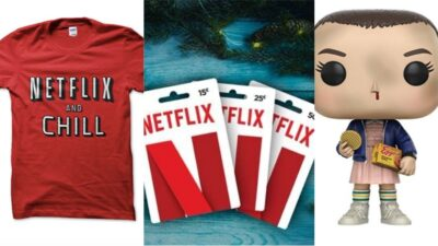 9 cadeaux de Noël à offrir à un (vrai) fan de Netflix