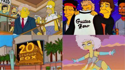 11 moments (très flippants) où les Simpson ont prédit le futur