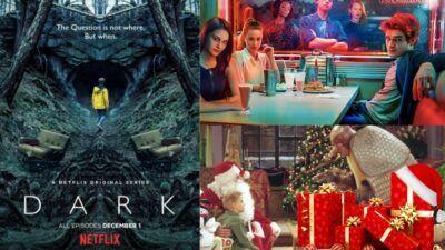 Choisis 1 mot pour définir ton réveillon, je te dirai quelle série binge-watcher à Noël