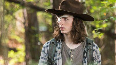 The Walking Dead : la nouvelle coupe de Chandler Riggs confirme le pire