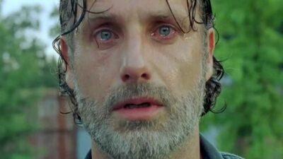 The Walking Dead : les fans réagissent (très) mal au départ d'Andrew Lincoln