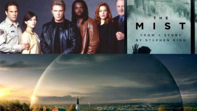 Saviez-vous que ces séries étaient adaptées de romans de Stephen King ?