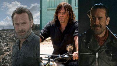 Quiz «Qui a dit ça ?» : Rick, Daryl ou Negan ?