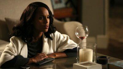 OMG ! Vous pouvez acheter les verres de vin d'Olivia Pope dans Scandal