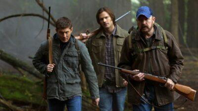 Supernatural saison 13 : le grand retour de Bobby en image !